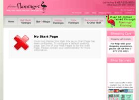 Plastic-flamingos.com