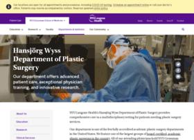 plastic-surgery.med.nyu.edu