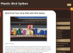 plasticbirdspikes.wordpress.com