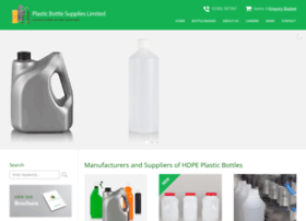 plasticbottlesupplies.co.uk