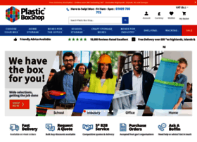 plasticboxshop.co.uk