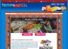 plasticcardfactory.com