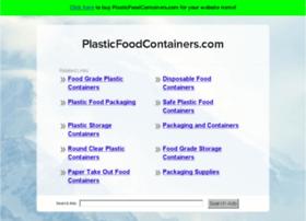 plasticfoodcontainers.com