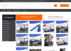 plasticgranulator-supplier.com