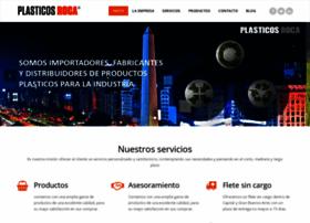 plasticosroca.com.ar