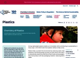 plastics.americanchemistry.com