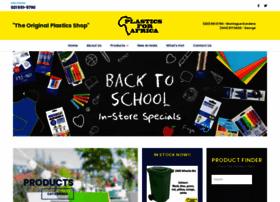 plasticsforafrica.com
