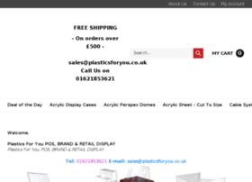 plasticsforyou.co.uk
