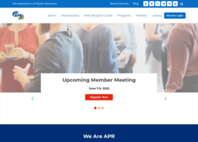 plasticsrecycling.org