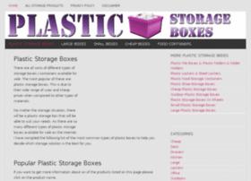 plasticstorageboxesonline.net