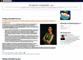 plasticsurgery101.blogspot.com