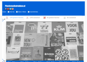 plastictasbedrukken.nl