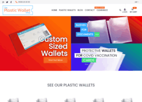 plasticwalletshop.co.uk