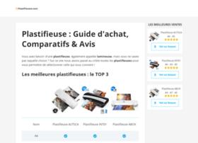 plastifieuses.com