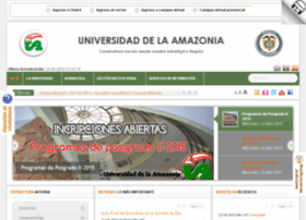 plataforma.uniamazonia.edu.co