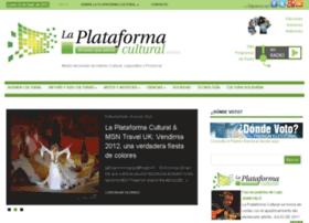 plataformacultural.com.ar