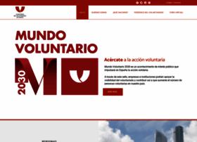 plataformavoluntariado.org
