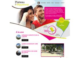 plateaudelamayenne.fr