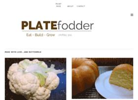 platefodder.com