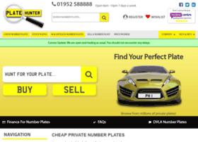 platehunter.co.uk
