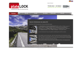 platelock.de