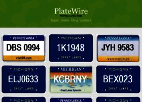 platewire.com