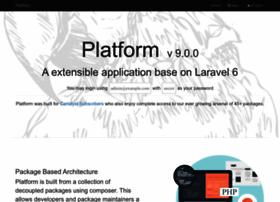 platform.cartalyst.com