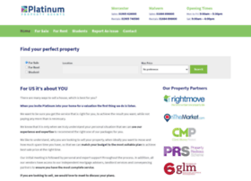 platinum-property.co.uk