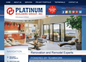 platinumbuildersgroupinc.com