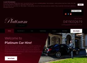 platinumcarhire.com.au