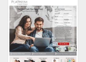 platinumcashloan.com