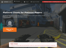 platinumcheats.net