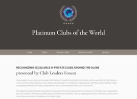 platinumclubsoftheworld.com