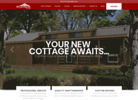 platinumcottages.com