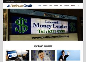 platinumcredit.com.sg