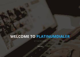 platinumdialer.com
