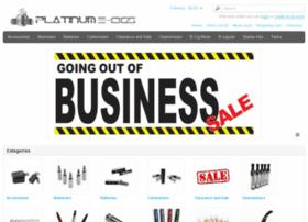 platinumecigs.com