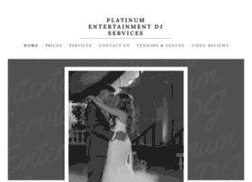 platinumentertainmentdj.com