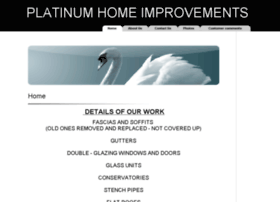 platinumhomeimprovements.co.uk