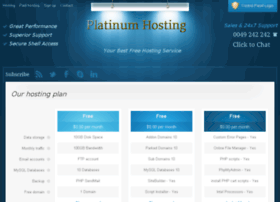 platinumhosting.co.uk