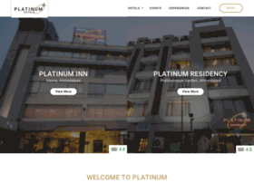 platinumhotels.in
