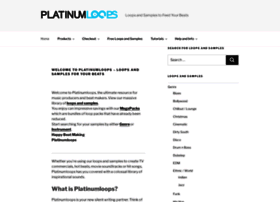 platinumloops.com