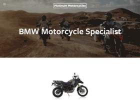 platinummotorcycles.ie