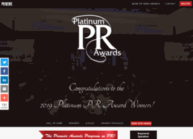 platinumprawards.com