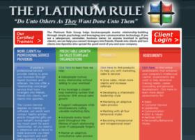 platinumrule.com