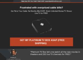 platinumtvbox.com