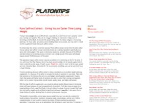 platontips.blogspot.com