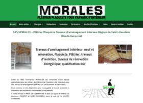 platrerie-morales.fr