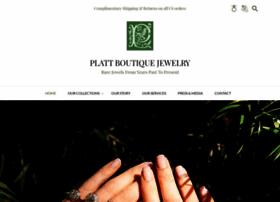 plattboutiquejewelry.com