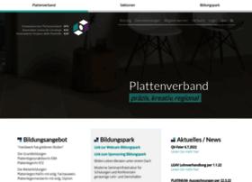 plattenverband.ch